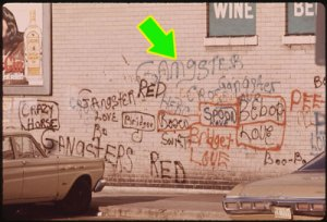 GaMgster Graffiti