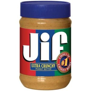 image credit: http://www.jif.com/products/extra-crunchy-peanut-butter