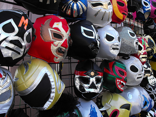 lucha-libre-masks